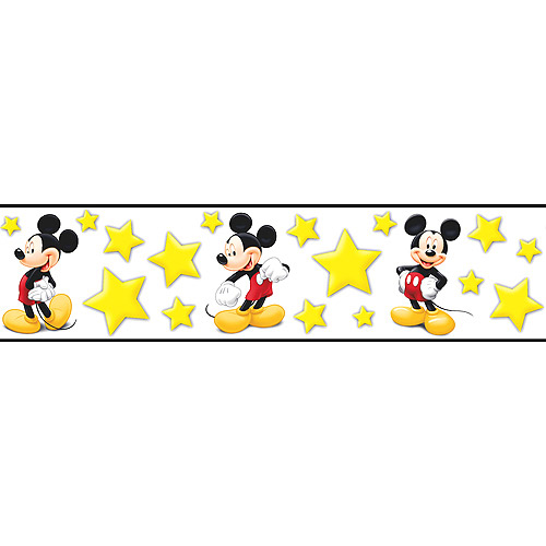 10 Mickey Mouse Page Border Free Cliparts That You Can Download To You