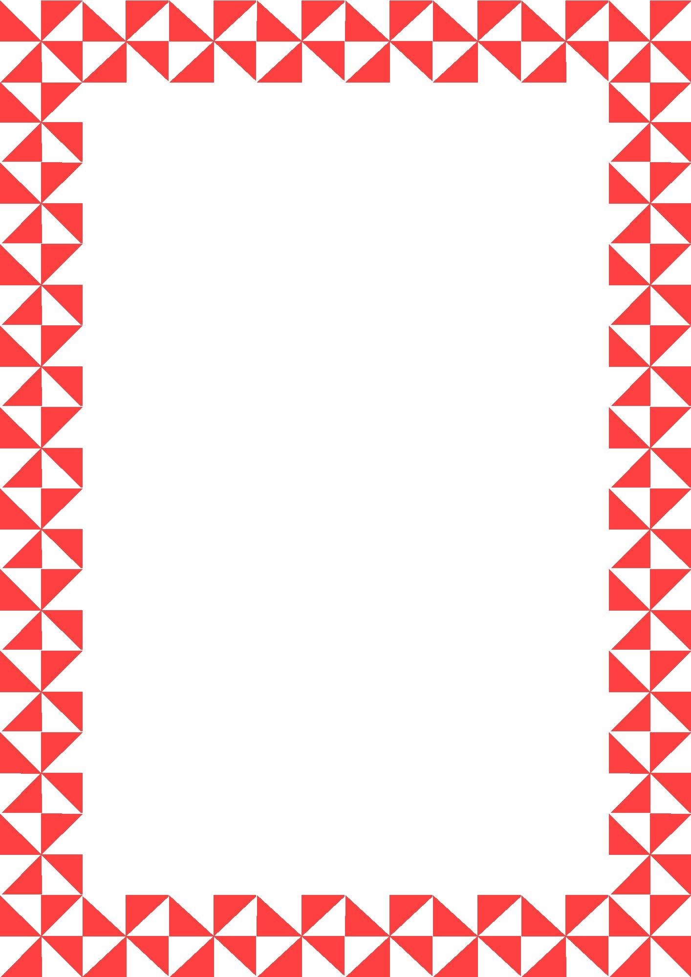 Clip Art Borders And Frames Clipart - Clipart Kid