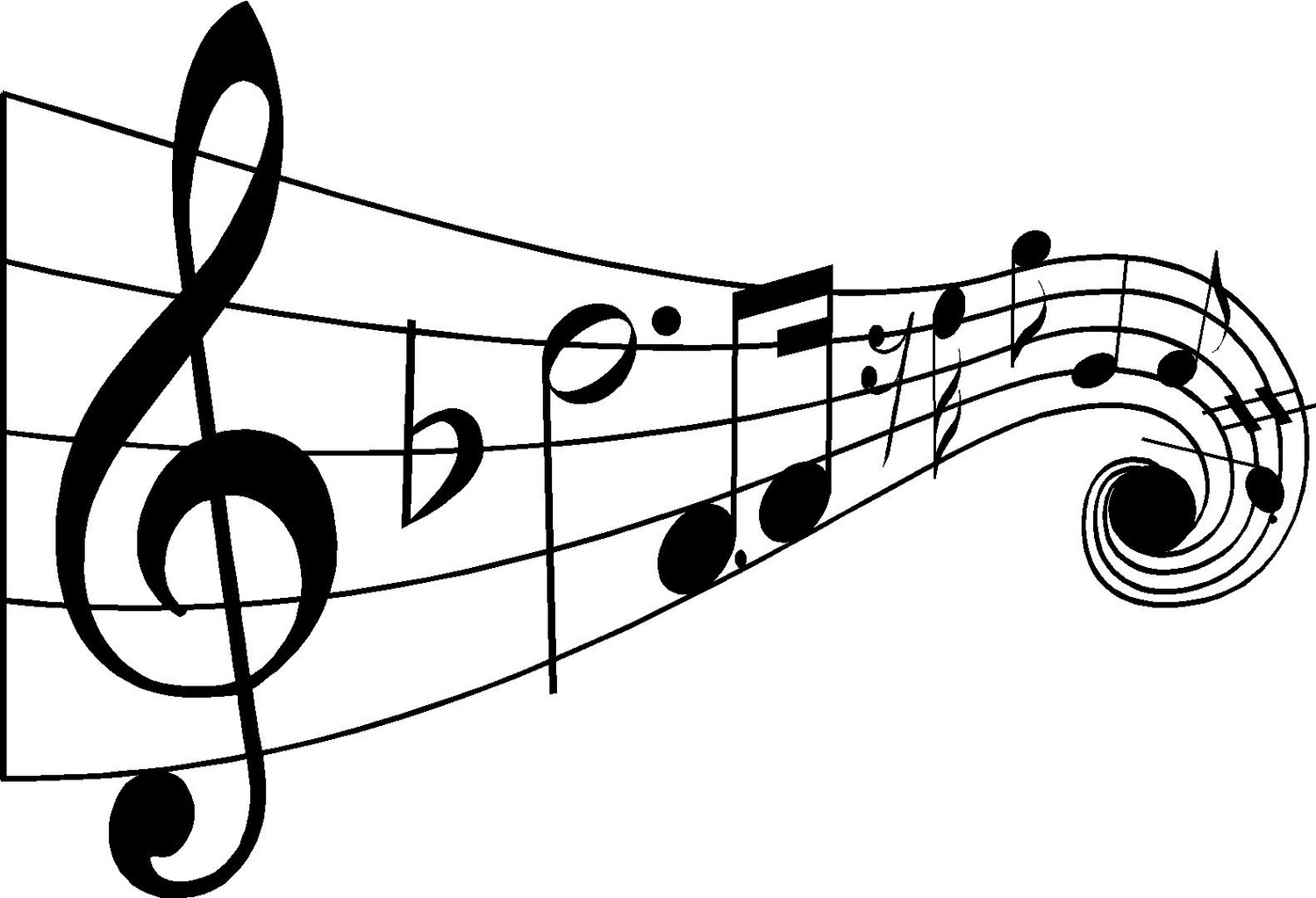 42 Printable Music Notes Free Cliparts That You Can Download To You