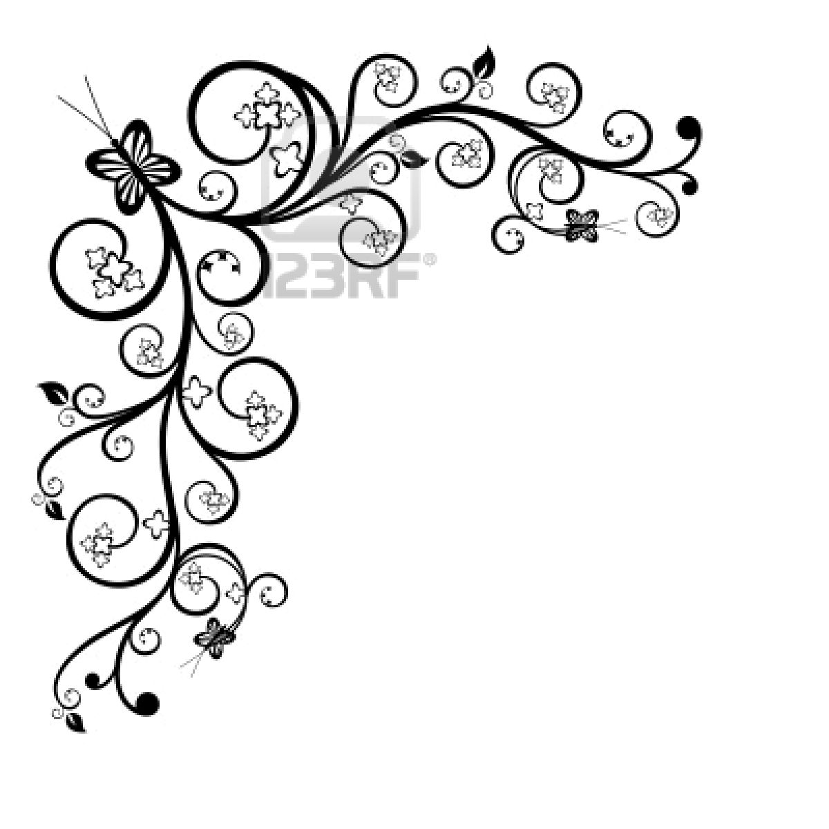 And White Heart Border Clipart Black And White Wallpaper Ever Cool