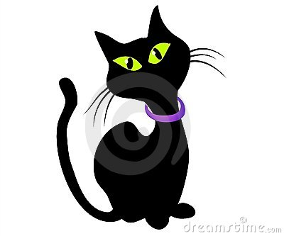 Cat Clipart Black And White Clipart Panda Free Clipart Images Ezjiun Clipart Suggest