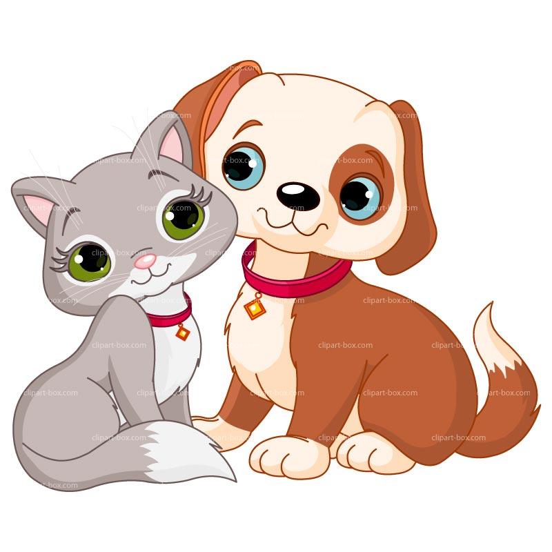 Clip Art Cartoon Pets Clipart - Clipart Kid