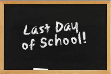 Clipart For The Website   T Minus Last Day Of School Countdown 52116