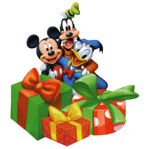 Merry Christmas Disney Clipart - Clipart Kid