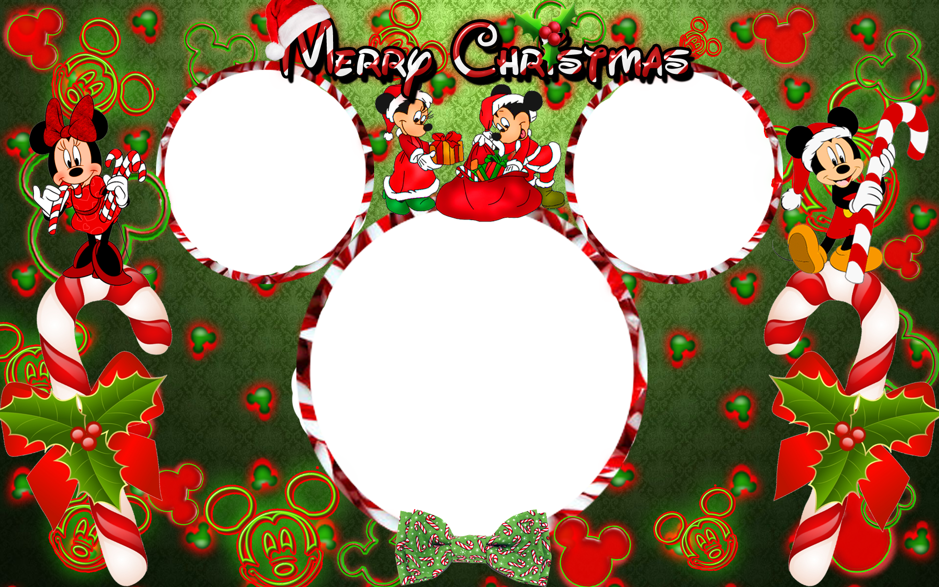 Disney Christmas Clipart - Clipart Kid