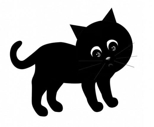 clipart halloween cat - photo #49
