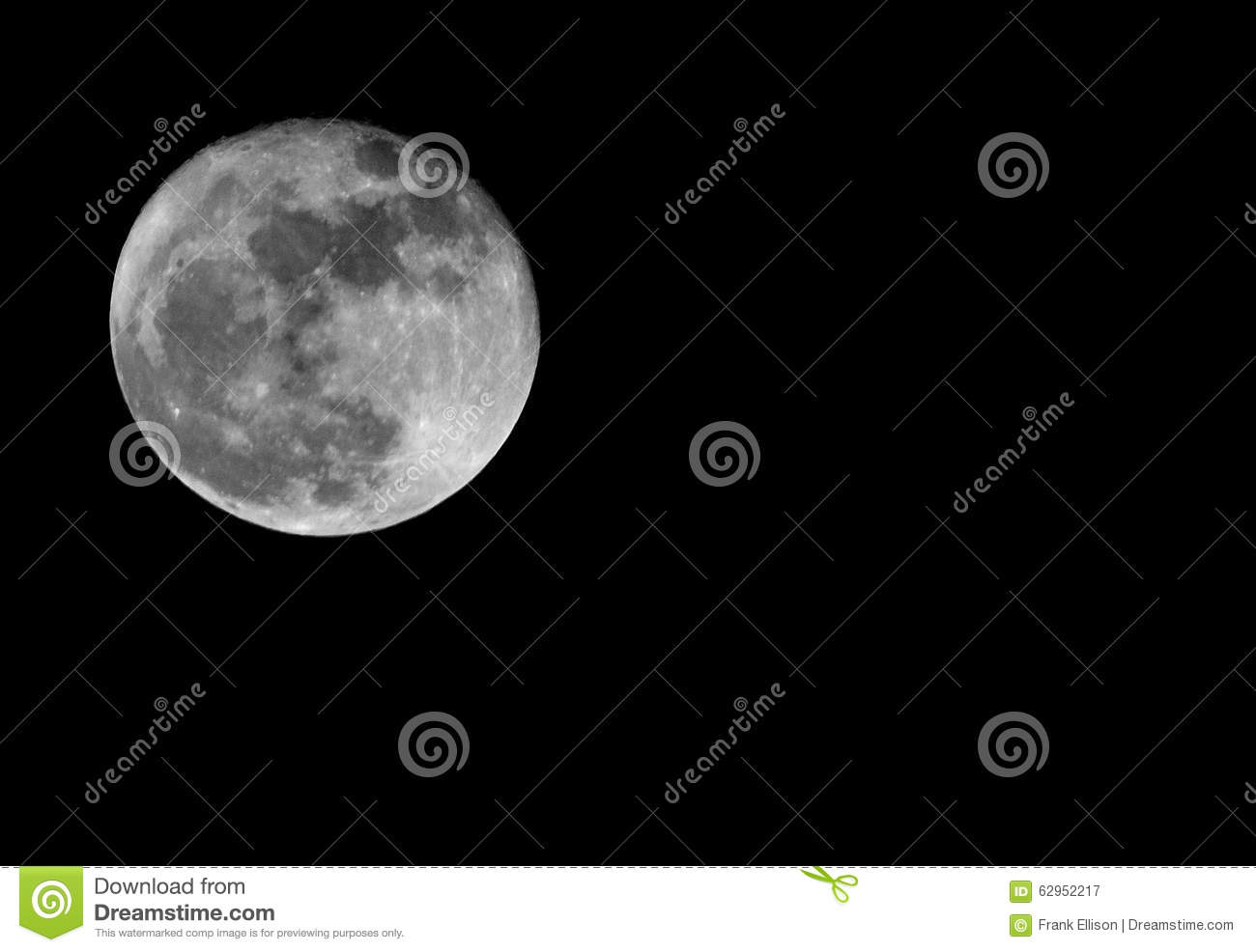 Full Moon Stock Photo   Image  62952217