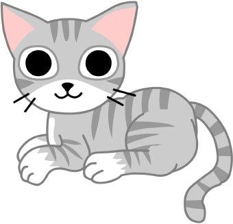 Small Big Cat Clipart - Clipart Kid