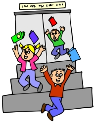 Last Day Of School Clipart - Clipart Kid