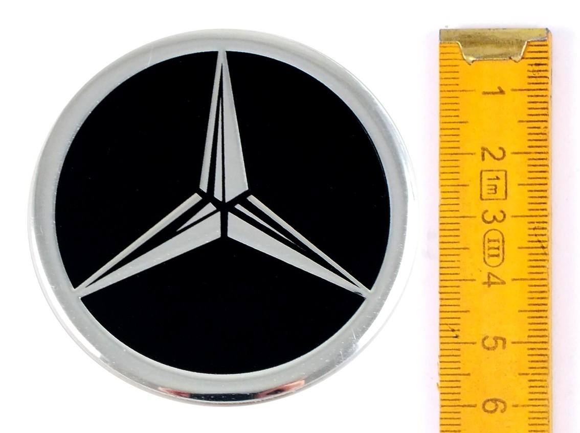 Logo Mercedes Benz  Lkw Mercedes Benz Emblem Stern   On White
