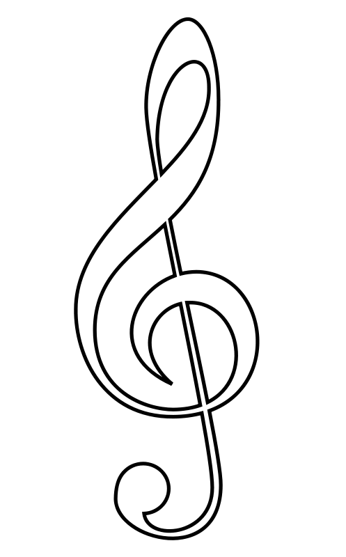 Music Staff Clipart  Clipart  Free Sheet Music