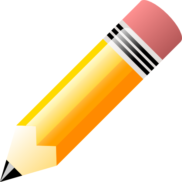Pencil Clip Art At Clker Com   Vector Clip Art Online Royalty Free