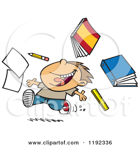 Royalty Free  Rf  Last Day Of School Clipart   Illustrations  1