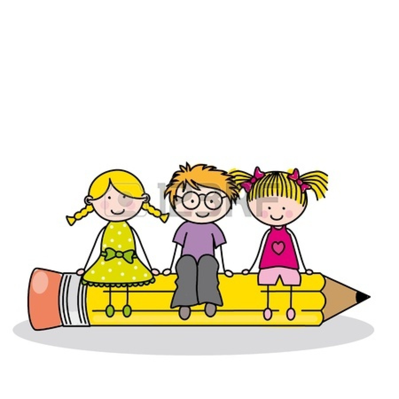 School Writing Clipart - Clipart Kid