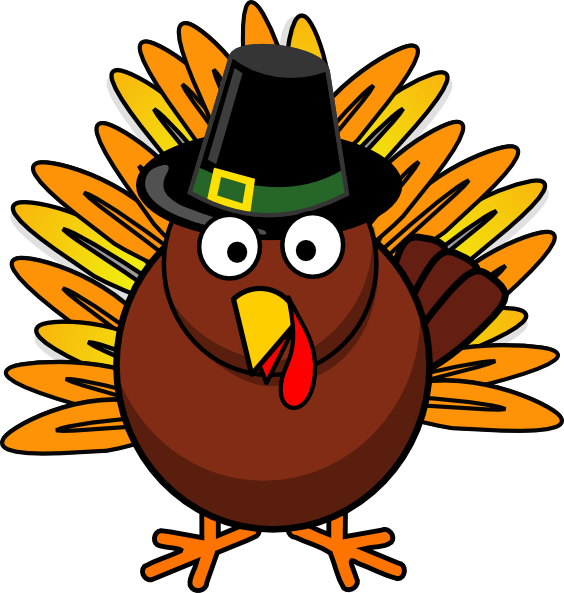 Thanksgiving Turkey Clip Art Thanksgiving Turkey Clip Art At Clker Com Vector Clip Art Online