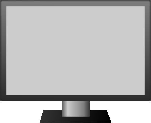 Tv Panel Clip Art At Clker Com   Vector Clip Art Online Royalty Free
