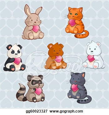 Cute Baby Animals Clipart - Clipart Kid