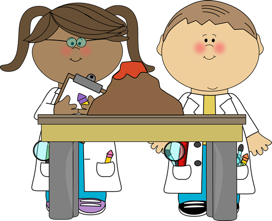 Cute Science Clipart - Clipart Kid