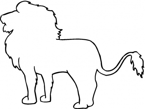 16 Lion Outline Drawing   Free Cliparts That You Can Download To You