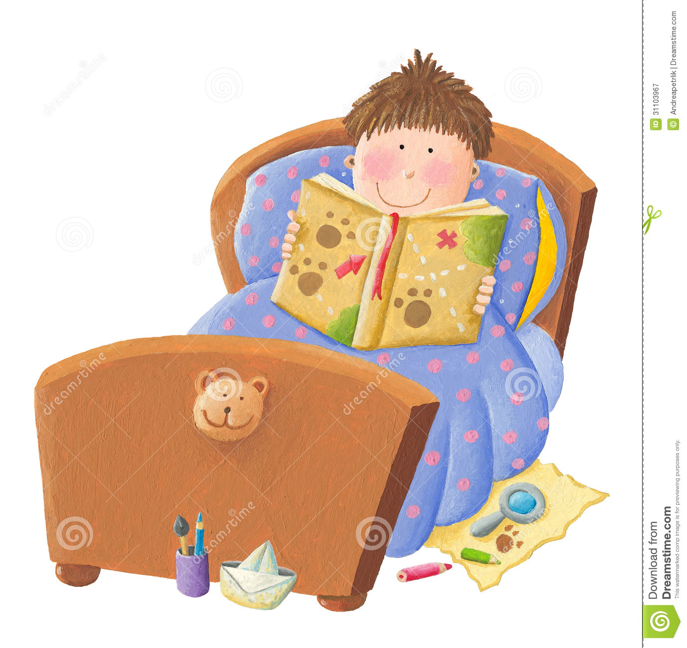 Story time clipart clipart suggest for Bed stories online