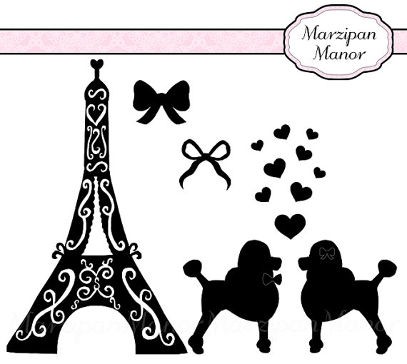 French Poodle Clipart For French Poodle Clipart
