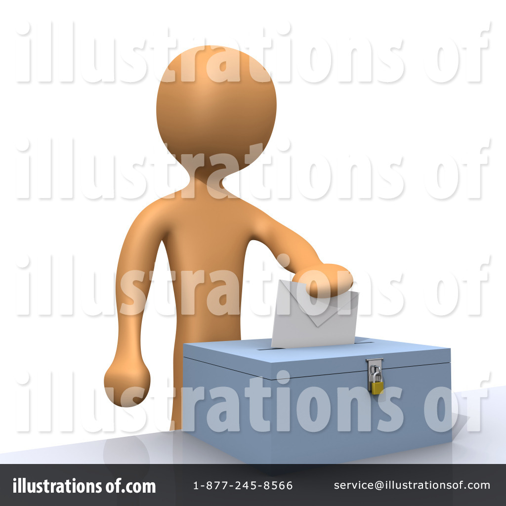 Voting Clipart  15338 By 3pod   Royalty Free  Rf  Stock Illustrations