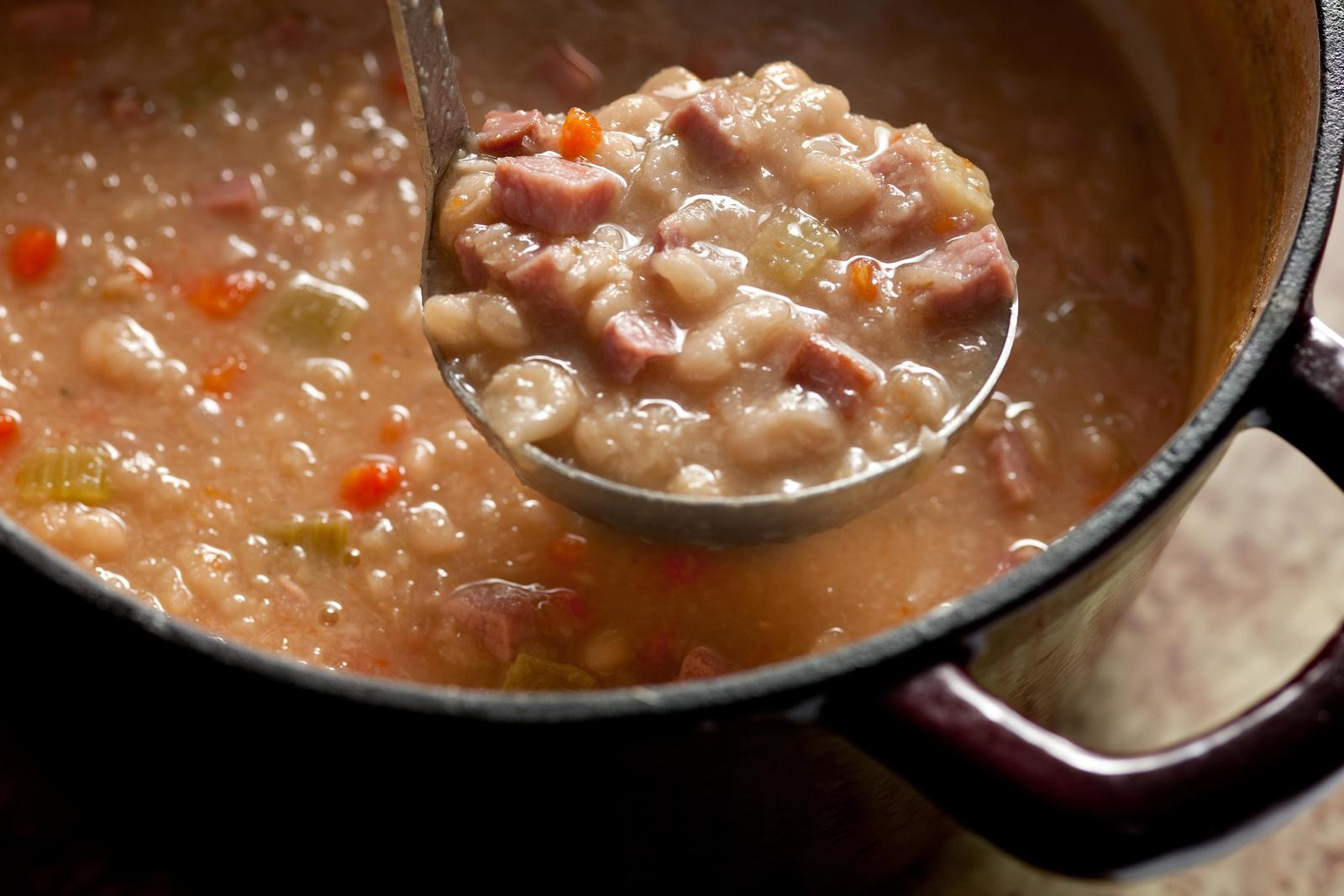 White Bean And Ham Soup Recipe   Chowhound