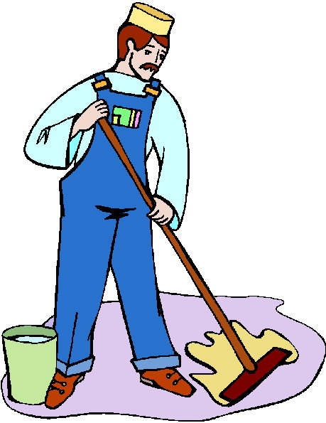 Cleaning Materials Clipart Clipart Suggest
