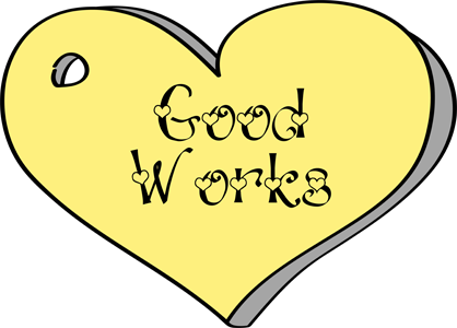 Clipart Young Women Lds Clipart Good Works Flower Yellow Lds Yw Young