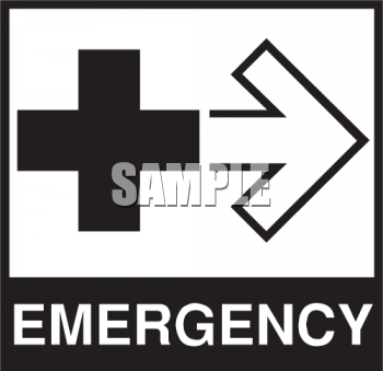 Find Clipart Emergency Symbol Clipart Image 9 Of 15