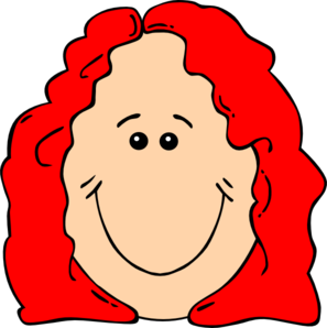Pregnancy Girls With Long Hair Clipart - Clipart Kid