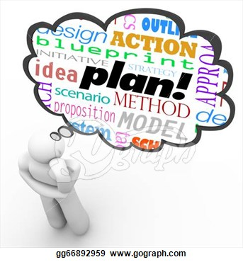 Strategy Thinker Thought Cloud Imagination  Clipart Drawing Gg66892959