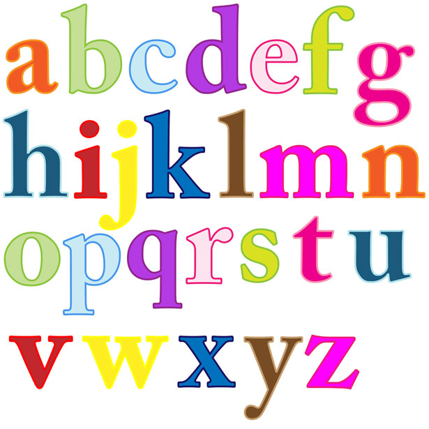 Clip Art Alphabet Clipart individual alphabet letters clipart kid clip art free stock photo public domain pictures