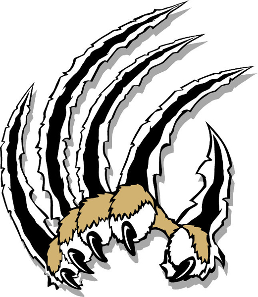 Claw Mark Clip Art Free Pic  16