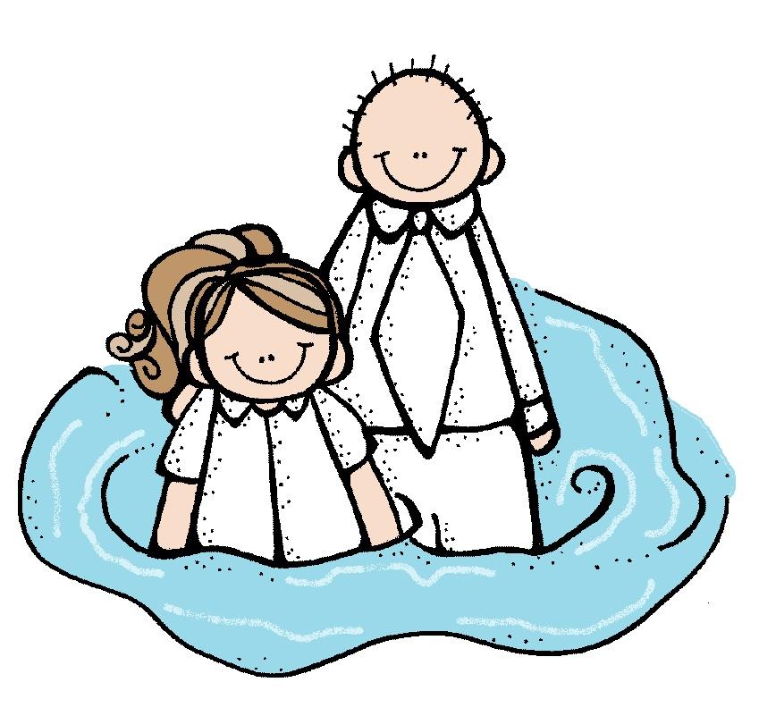 Lds Baptism Clipart - Clipart Kid