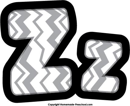 Letter Z Clipart - Clipart Suggest