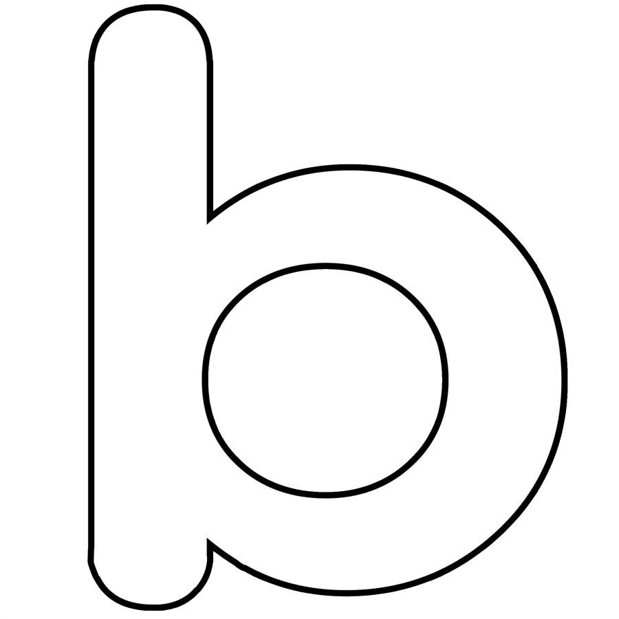 Letter B Clip Art   Cliparts Co