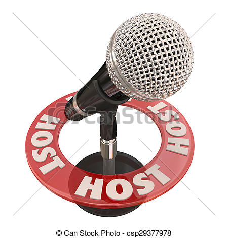 Microphone Program Show Discussion Presenter Mc Speaker   Csp29377978