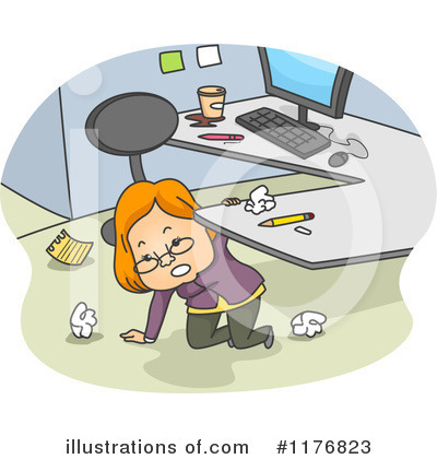 Office Clipart  1176823 By Bnp Design Studio   Royalty Free  Rf  Stock