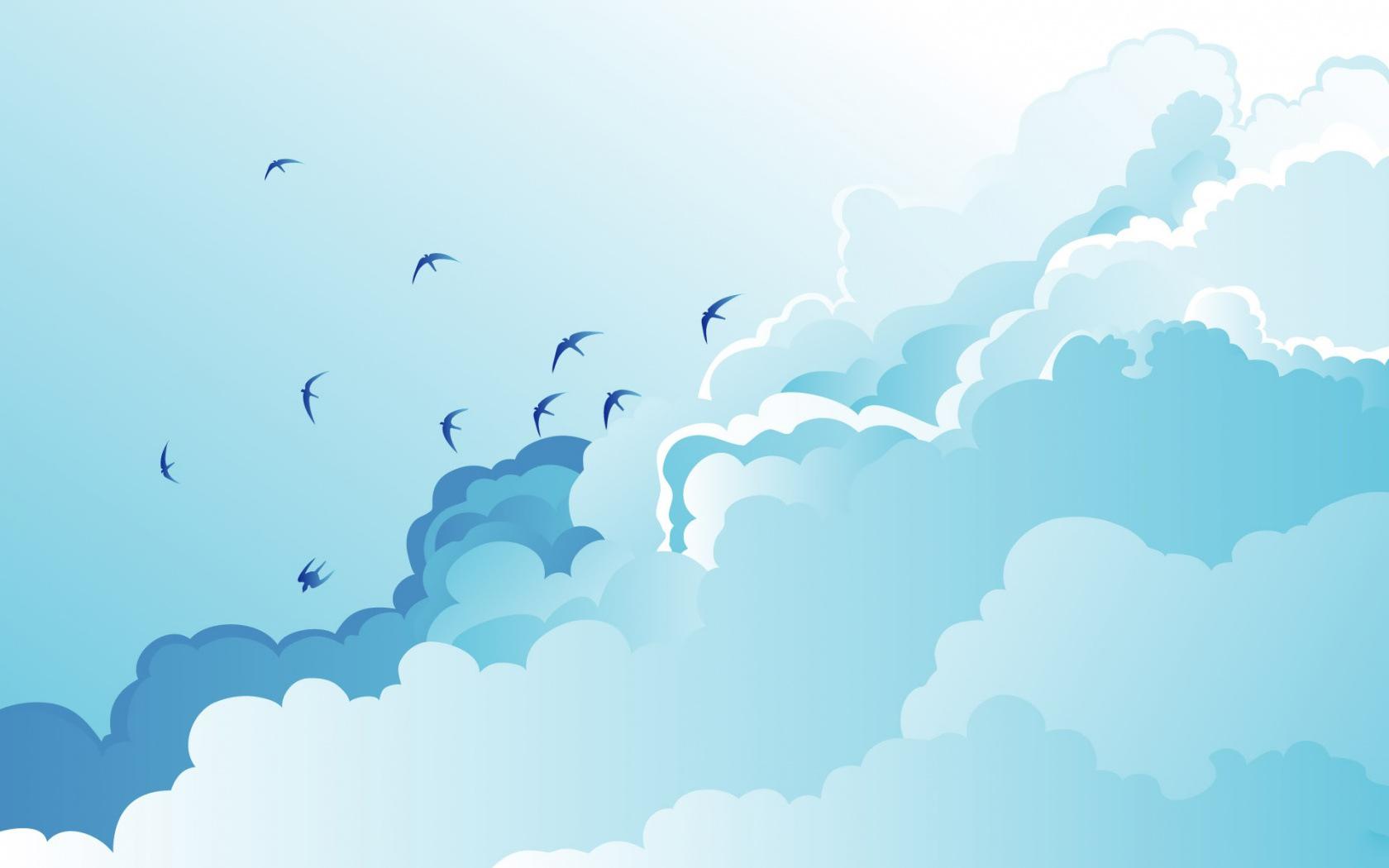 Cartoon Sky Background Clipart - Clipart Kid