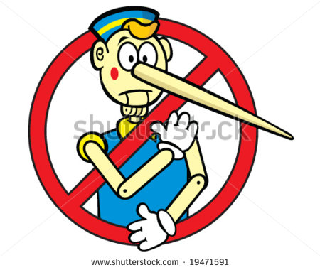 Vector Pinocchio With Universal No Symbol Concept No Lying   19471591