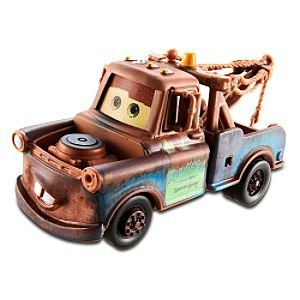 Amazon Com  Disney Cars Mater Tow Truck Die Cast Car By Mattel