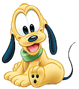 Baby Pluto Clipart