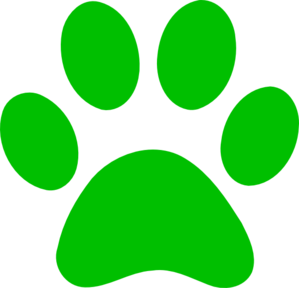 Bulldog Paw Clipart   Clipart Panda   Free Clipart Images