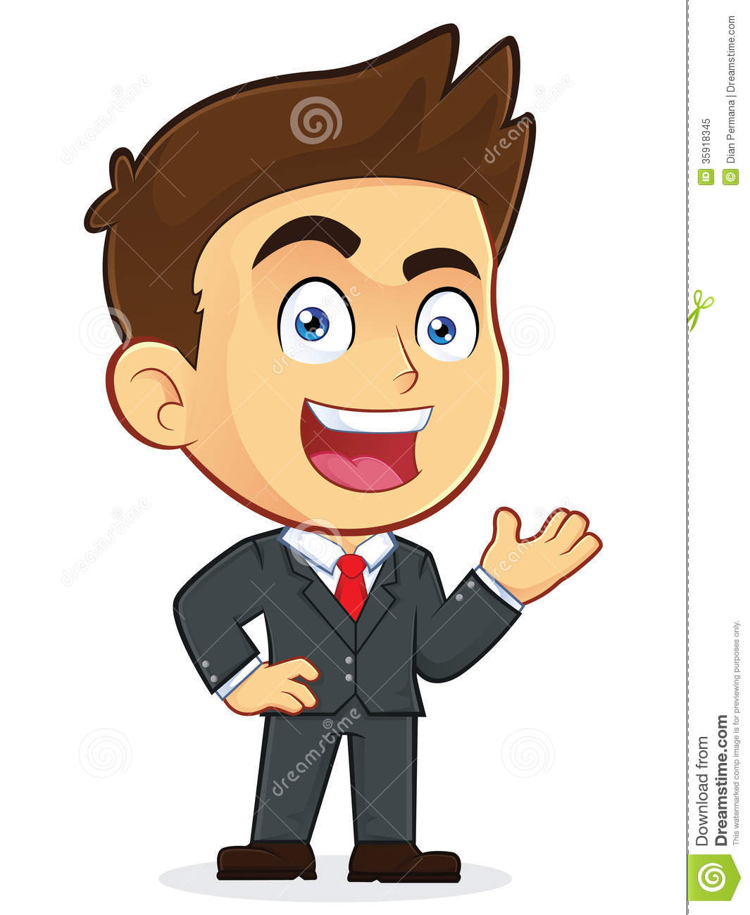 Business Man Clipart - Clipart Suggest