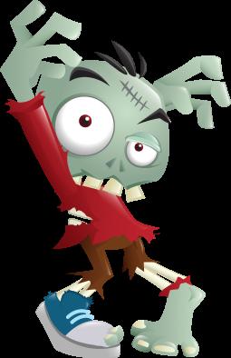 Halloween Zombie Clipa...