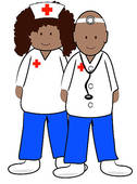 Male Nurse Illustrations And Clip Art  645 Male Nurse Royalty Free