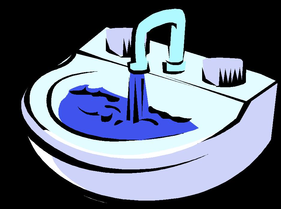 Clip Art Clean Bathroom Sink Clipart Clipart Kid