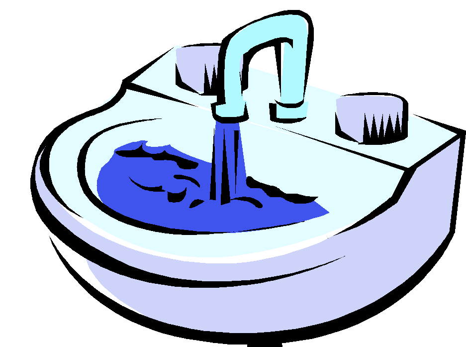 Clip Art Bathroom Sink Clipart - Clipart Kid