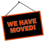 Were Moving Truck Clipart We Have Moved Sign Clipart